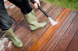 decking cleaning Liverpool