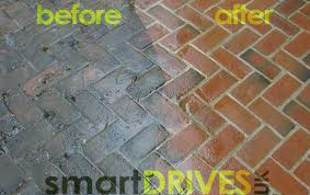 block paving cleaning liverpool